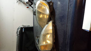 1999 MERCEDES ML 320 HEAD LIGHTS PHARE AVANT
