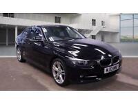2013 BMW 3 Series 320I XDRIVE SPORT Saloon Petrol Manual