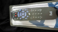 BELL TV 4100 STANDARD RECEIVER REMOTE CONTROL