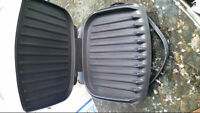 George Foreman Grill - barely used!