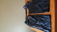 Men's Motorcycle Leathers (Jacket and Chaps)