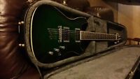 Ibanez SZR 520 Guitar & Hard Case
