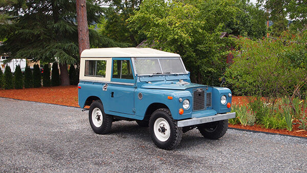 Land Rover Series 2A Buying Guide