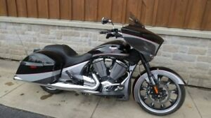 2016 Victory Magnum (Cross Country) Under Warranty Still