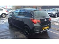 VAUXHALL CORSA 1.4 Limited Edition 5dr (black) 2015