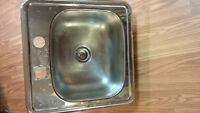 Small stainless steelsink