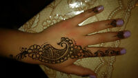 Henna/Mehndi for Bridals, Events and  Birthday Parties