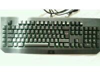 (Azerty) Razer Gaming Keyboard (Clicky Mechanical)
