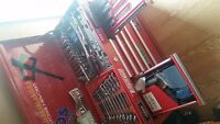 snap on tool set, spent 12k will trade for right toy