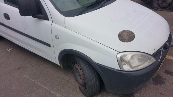 Vauxhall Combo Front Bumper (2004)