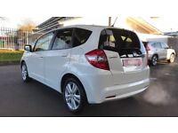 HONDA JAZZ 1.4 i-VTEC EX 5dr CVT (white) 2014