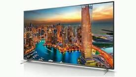 "NEW/EX-DISPLAY 50"" PANASONIC 4K UHD 3D SMART TV SLIM MODEL 50CX700B"