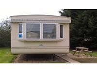 6 berth luxury caravan to rent butlins skegness
