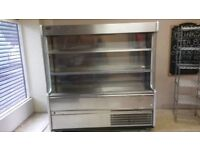 Williams 1800mm x 600mm Open Chiller stainless