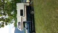 Truck & Camper for sale