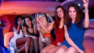 MISSISSAUGA limo wedding night out concert birthday limousine