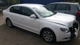 Skoda Superb 1.9 Tdi 2011 for parts!