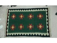 2 Hand made wool Persian rug