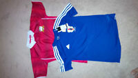 Brand New Authentic Soccer Jersey x2