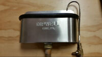 Restaurant Equipment / Ice Cream Scoop DRIPWELL / Dripwell