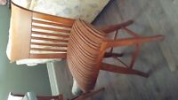 3 bar stools - perfect condition