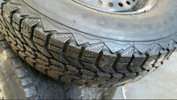 205/75/14   4  Almost new Firestone tires with 5 hole Rims