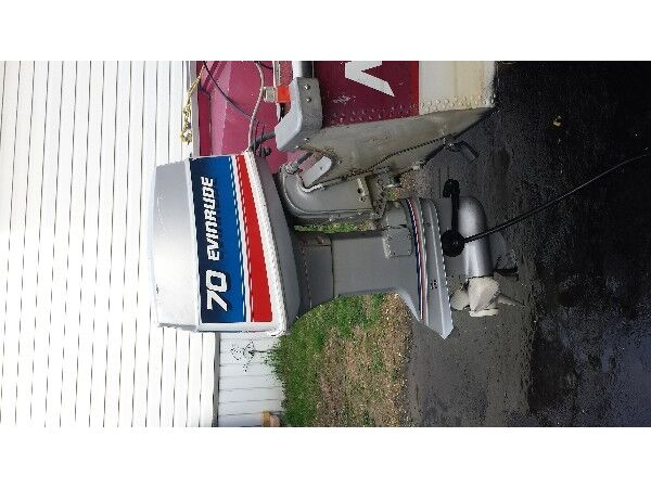 Other 1989 evinrude johnson 70 hp outboard motor for sale for 70 hp evinrude outboard motor for sale