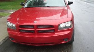 2006 Dodge Charger 3.5L HighOutput  Inferno Red Berline