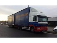 DAF Truck and Trailer 2009 Drawbar 44 tonnes for sale