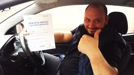 Driving Lessons. Last Minute Driving Test.
