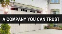 Garage Door Repair 25$ Service Call