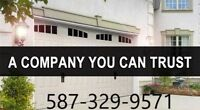 Professional garage doors and openers repair,fast services