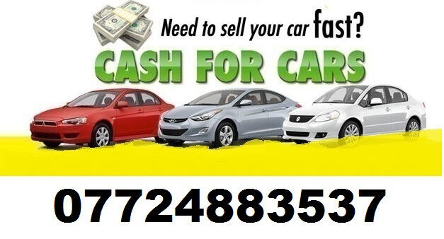We Buy Any Car for Cash UK We will buy any car or van