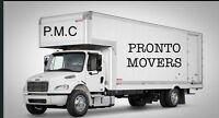PRONTO MOVERS! DELIVERIES/ OFFICE /HOME>>> 647330 9078.$49.99/hr