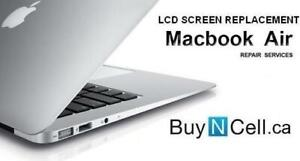 MACBOOK AIR LCD REPLACEMENT + WARRANTY