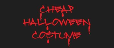 Cheap Halloween Costume T Shirt Logo Patch Halloween Costume Idea - Scary Cheap Costumes