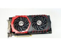 MSI GeForce GTX 1070 GAMING X 8GB - MINT CONDITION