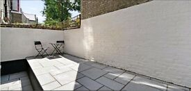 ~~LOVELY STUDIO NEXT TO PORTOBELLO ~~PRIVATE PATIO ~~ALL BILLS/COUNCIL TAX/WIFI INCLUDE IN THE PRICE