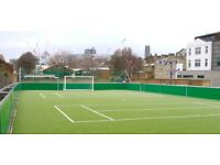 Players and teams wanted for new season at 5-a-side London Bridge Football League!