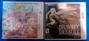 Bravely default rune factory 4