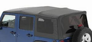 Jeep Wrangler Soft Top - Complete Kit