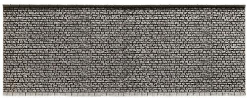 Noch 48055 Tt Gauge, Wall, Extra Long, 20 5/16x3 7/8in (1qm =3 30, 25 Euro)