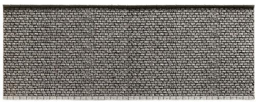Noch 48054 Tt Gauge, Wall, 10 3/16x3 7/8in (1 Sq M=3 48, 05Euro) New Boxed