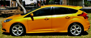 2012 FORD FOCUS ST LW MKII MANUAL Birkenhead Port Adelaide Area Preview