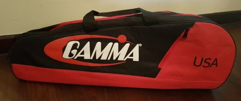 GAMMA USA Tennis Racket Bag Holder Sleeve Cover
