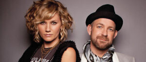 Sugarland- FRONT ROW CENTRE- Fallsview Casino- Friday, July 6