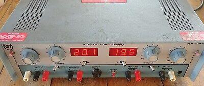 Viz Triple Dc Power Supply Wp-714a Wp-714 A Wp714a 85w