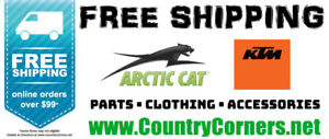 NEED ARCTIC CAT PARTS - ONLINE SHOPPING AND FREE SHIPPING