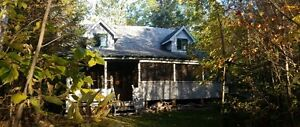 Large Classic Victoria Beach Cottage Steps From The Lake!