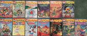 Geronimo Stilton collection (13 books) - like new.